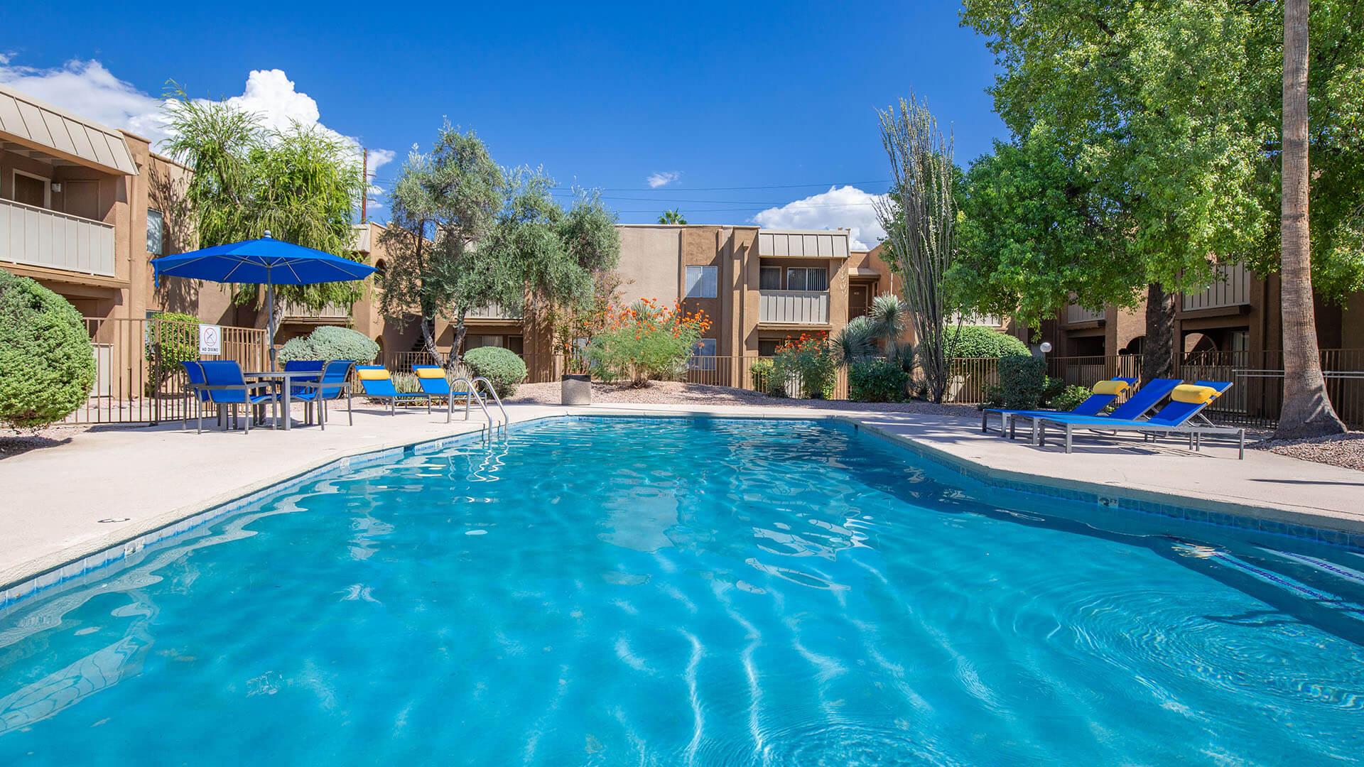 Sandpiper Apartment Homes In Tucson Az